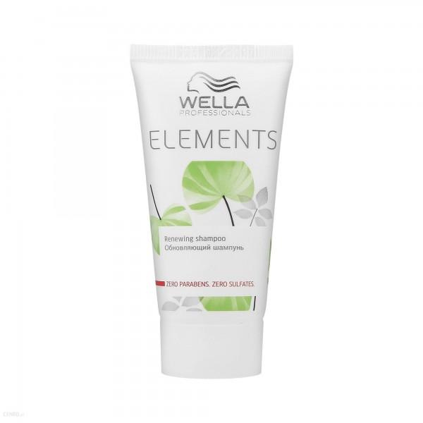 Wella Elements Szampon 30 ml