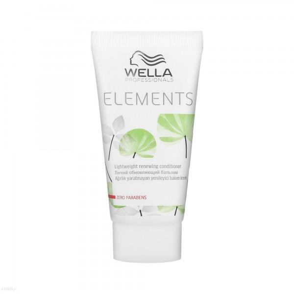 Wella Elements Odżywka 30 ml