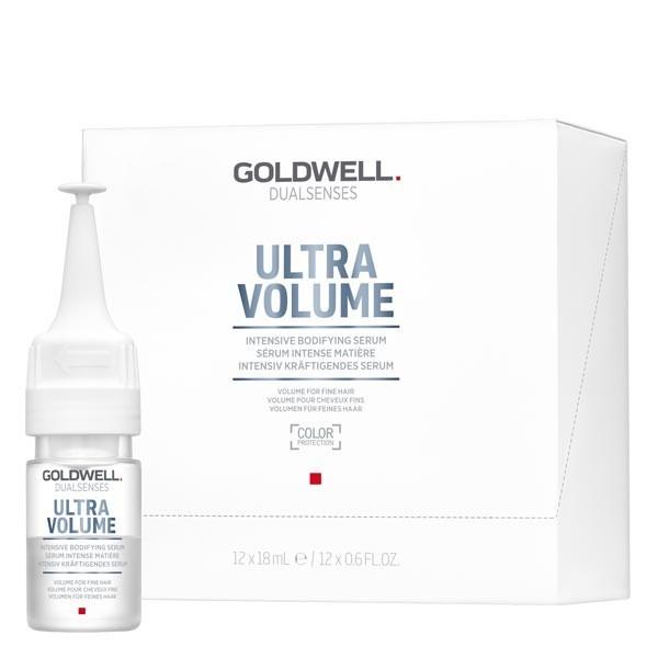 Goldwell Dualsenses Ultra Volume kuracja do włosów cienkich i delikatnych (Leave-in Serum) 12x18 ml