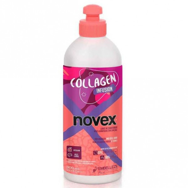 Novex Collagen Infusion Leave-In Odżywka 300ml