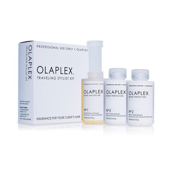Olaplex Salon Intro Kit Zestaw Regeneracja Włosów No.1 100ml + No.2 2x100ml