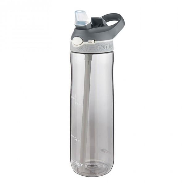 Contigo Water Bottle Ashland 720ml Smoke/Grey