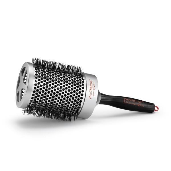 Olivia Garden 40 Pro Thermal Hairbrush T83 Black